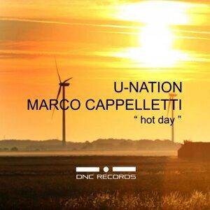 U-Nation, Marco Cappelletti Foto artis