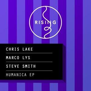 Chris Lake, Marco Lys, Steve Smith Foto artis