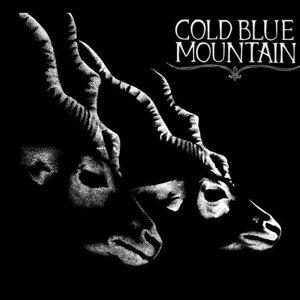 Cold Blue Mountain Foto artis