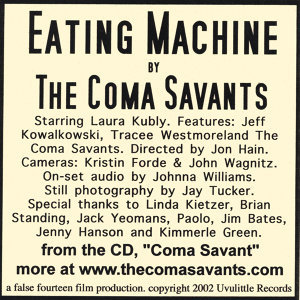 the coma savants Foto artis