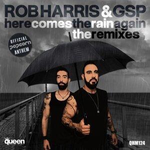 Rob Harris & GSP Foto artis