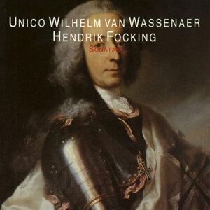 Pieter van Houwelingen, Henk Dekker, Naomi Hirschfeld Foto artis