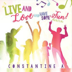 Constantine A Foto artis