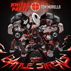 Knife Party & Tom Morello Foto artis