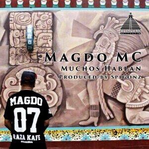 Magdo MC Foto artis