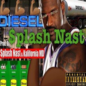 Splash Nast Foto artis