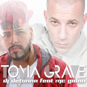 DJ Detonna & MC Galan Foto artis