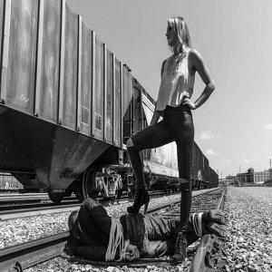 Elizabeth Mossell Foto artis
