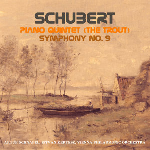 Artur Schnabel, Istvan Kertesz, Vienna Philarmonic Orchestra Foto artis