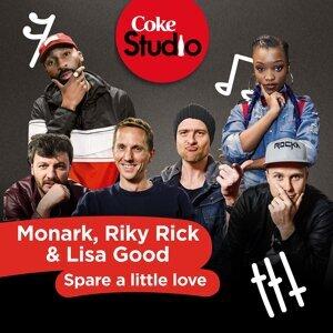 Monark, Riky Rick, Lisa Good Foto artis