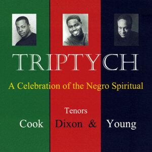 Tenors Cook, Dixon & Young Foto artis