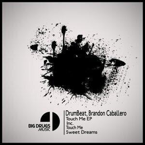 DrumBeat, Brandon Caballero Foto artis