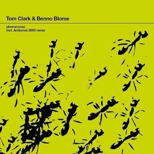 Tom Clark, Benno Blome Foto artis