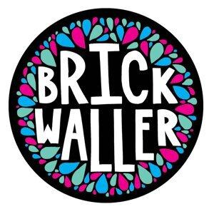 Brickwaller Foto artis