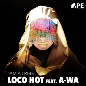 LOCO-HOT feat. A-WA Foto artis