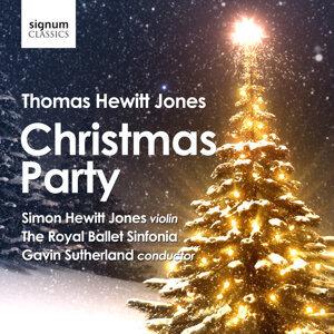 Simon Hewitt Jones, The Royal Ballet Sinfonia, Gavin Sutherland Foto artis