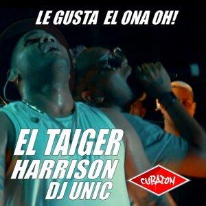 El Taiger, Harrison, DJ Unic Foto artis