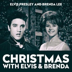 Elvis Presley & Brenda Lee Foto artis