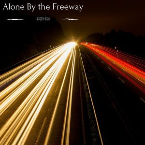 Alone by the Freeway Foto artis