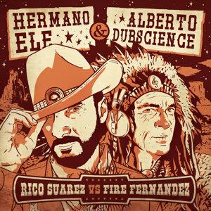 Hermano L & Alberto Dubscience Foto artis