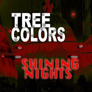 Tree Colors Foto artis