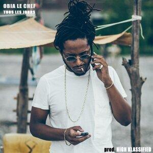 Obia le Chef Foto artis
