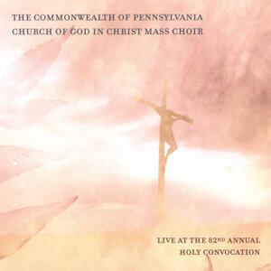 Commonwealth of Pennsylvania COGIC Mass Choir Foto artis
