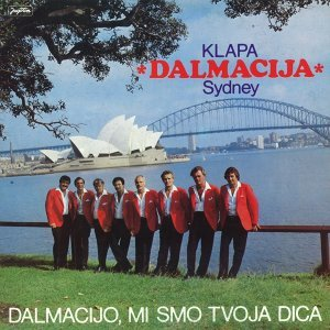 Klapa Dalmacija-Sydney Foto artis