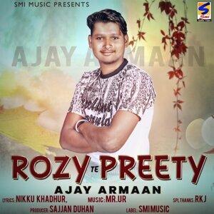 Ajay Armaan Foto artis