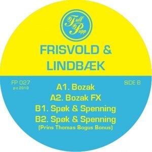 Frisvold & Lindbaek Foto artis