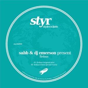 DJ Emerson & Sabb Foto artis