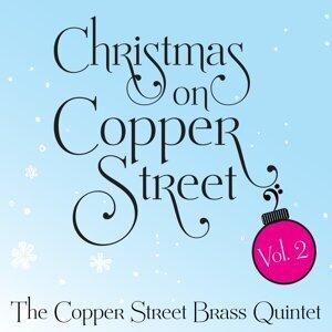 The Copper Street Brass Quintet Foto artis