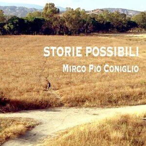 Mirco Pio Coniglio with Carlo Frascà Foto artis