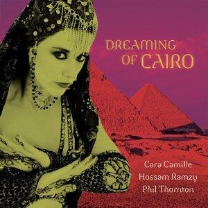 Cora Camille, Hossam Ramzy, Phil Thornton Foto artis
