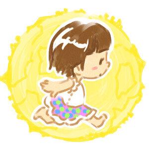 Star of the child (こどもの星) Foto artis