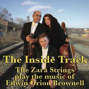 Edwin Orion Brownell, The Zara String Quartet Foto artis