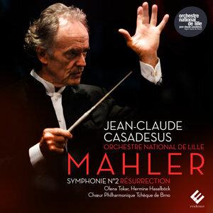 Jean-Claude Casadesus, Orchestre National de Lille Foto artis