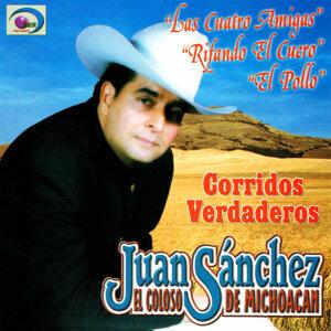 """Juan Sanchez """"El Coloso De Michoacan"""" Foto artis"""