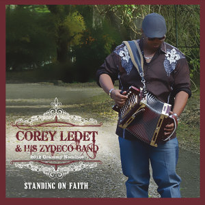 Corey Ledet and His Zydeco Band Foto artis