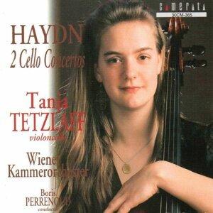Tanja Tetzlaff, Boris Perrenoud, Wiener Kammerorchester Foto artis