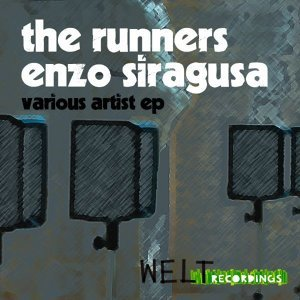 The Runners, Enzo Siragusa Foto artis