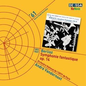 Orchestre national de l'ORTF, André Vandernoot Foto artis
