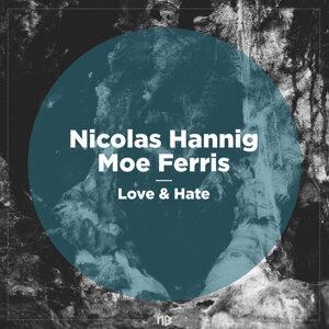 Nicolas Hannig & Moe Ferris Foto artis