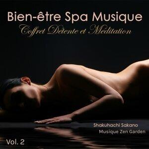 Shakuhachi Sakano & Musique Zen Garden Foto artis