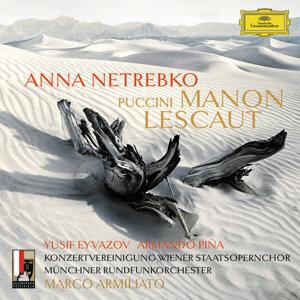 Anna Netrebko, Yusif Eyvazov, Münchner Rundfunkorchester, Marco Armiliato Foto artis