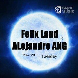 Felix Land & ALejandro ANG Foto artis