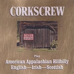 Corkscrew Barn Dance Band Foto artis