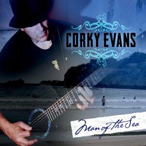 Corky Evans Foto artis
