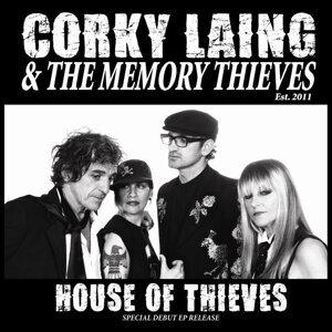 Corky Laing & the Memory Thieves Foto artis
