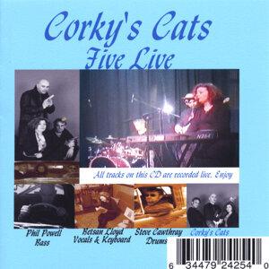 Corky's Cats Foto artis